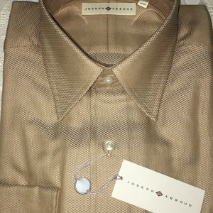 Joseph Abboud Long Sleeve Dress Shirt